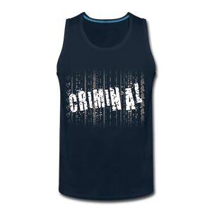 Criminal - deep navy