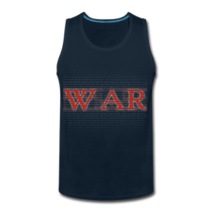 War - deep navy