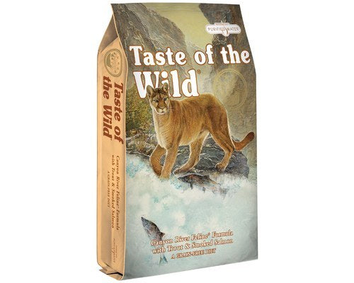 Taste of the Wild Canyon River Feline Trout & Salmon - Targa Pet Shop