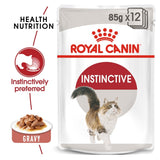 Royal Canin Instinctive Pouches in Gravy Adult Cat Food - Targa Pet Shop
