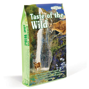 Taste of the Wild Rocky Mountain Feline Venison & Salmon - Targa Pet Shop