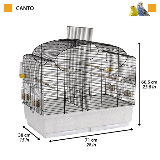 Ferplast Canto - Targa Pet Shop