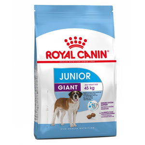 Royal Canin Giant Junior Dry Dog Food - Targa Pet Shop
