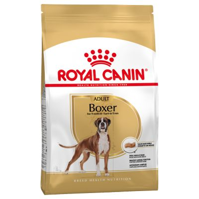 Royal Canin Boxer Dry Adult Dog Food - Targa Pet Shop