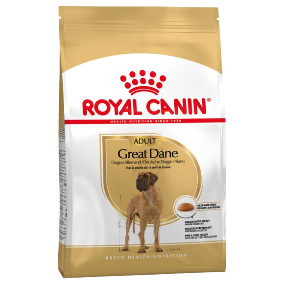 Royal Canin Great Dane Dry Adult Food - Targa Pet Shop