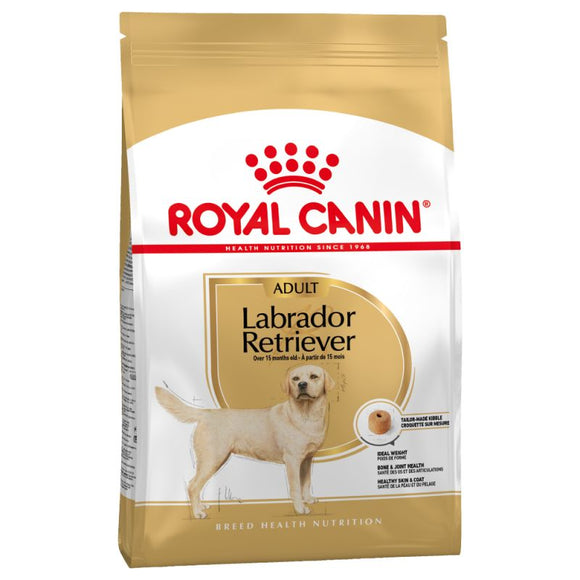 Royal Canin Labrador Retriever Dry Adult Dog Food - Targa Pet Shop
