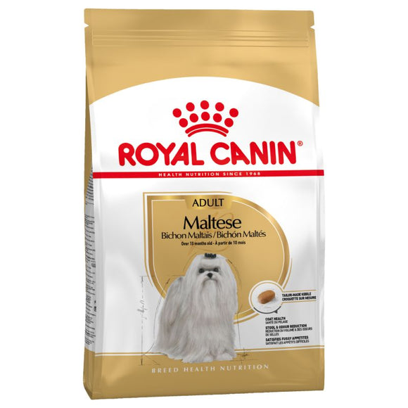 Royal Canin Maltese Dry Adult Dog Food - Targa Pet Shop