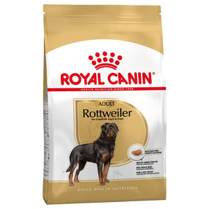 Royal Canin Rottweiler Dry Adult Dog Food - Targa Pet Shop