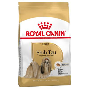 Royal Canin Shih Tzu Dry Adult Dog Food - Targa Pet Shop