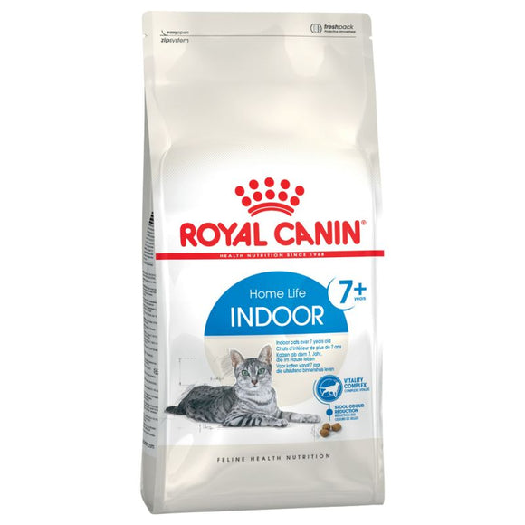 Royal Canin Home Life Indoor 7+ Senior Cat Food - Targa Pet Shop