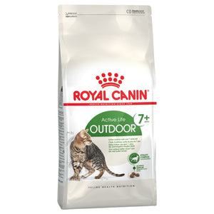 Royal Canin Active Life Outdoor 7+ Senior Cat Food - Targa Pet Shop