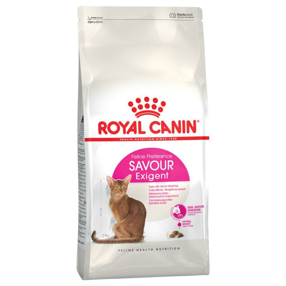 Royal Canin Feline Preference Savour Exigent Adult Cat Food - Targa Pet Shop