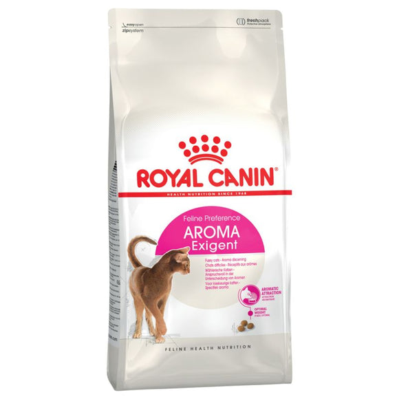 Royal Canin Feline Preference Aroma Exigent Adult Cat Food - Targa Pet Shop