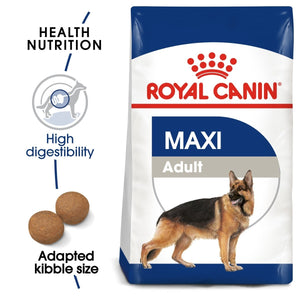 Royal Canin Maxi Adult Dry Dog Food - Targa Pet Shop