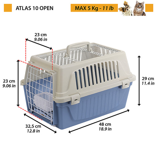 Ferplast Atlas Open - Targa Pet Shop