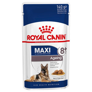 Royal Canin Maxi Ageing 8+ Wet Dog Food in Gravy - Targa Pet Shop