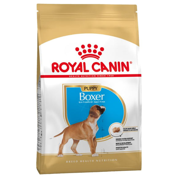 Royal Canin Boxer Puppy Dry Food - Targa Pet Shop