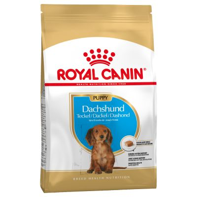 Royal Canin Dachshund Puppy Food - Targa Pet Shop