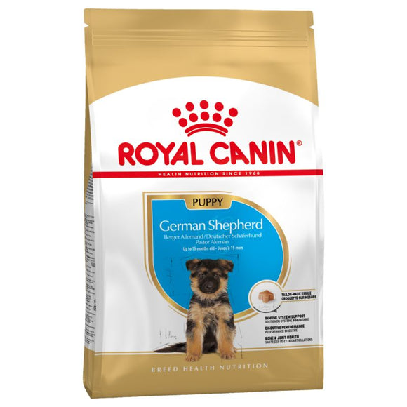 Royal Canin German Shepherd Puppy Dry Food - Targa Pet Shop