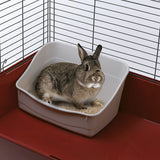 Ferplast Rabbit Toilet L305 - Targa Pet Shop
