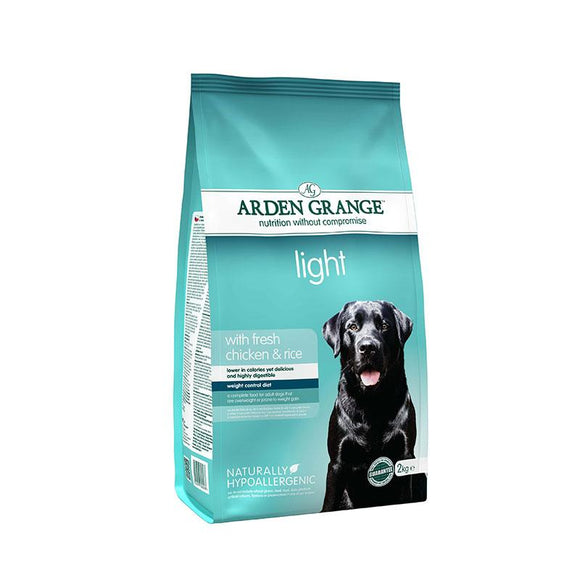 Arden Grange Adult Light: with Fresh Chicken & Rice - Targa Pet Shop