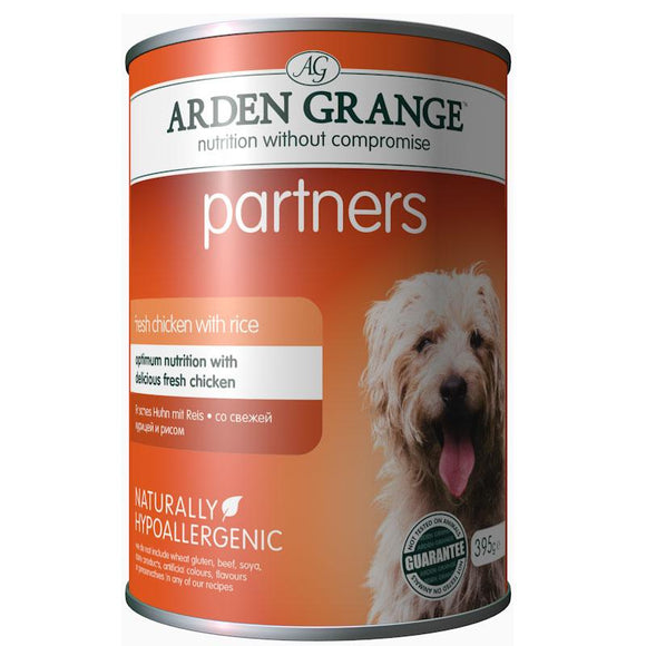 Arden Grange Partners Adult – Fresh Chicken with Rice - Targa Pet Shop