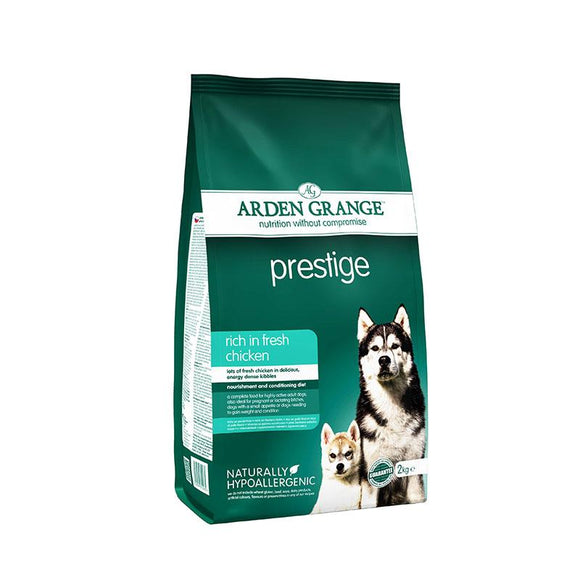 Arden Grange Prestige: Rich in Fresh Chicken - Targa Pet Shop