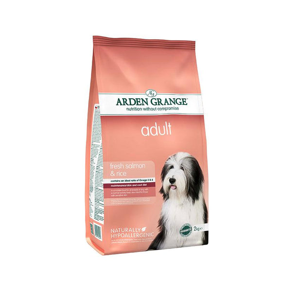 Arden Grange Adult Salmon & Rice - Targa Pet Shop