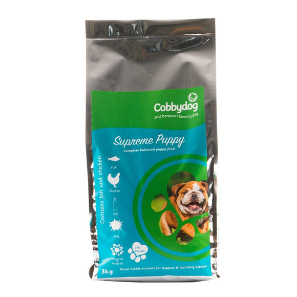 Cobbydog Supreme Puppy - Targa Pet Shop