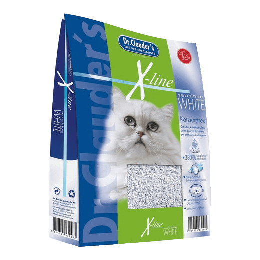 Dr. Clauder's X-Line Clumping Litter, 12 Kgs - Targa Pet Shop