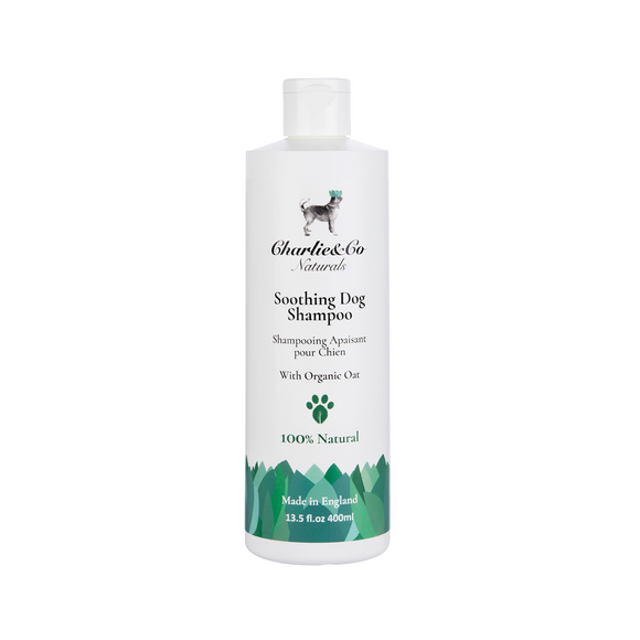 Charlie & Co Naturals Soothing Dog Shampoo