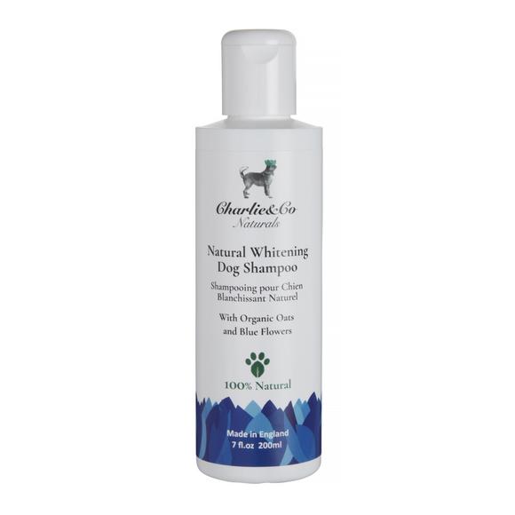 Charlie&Co Natural Whitening Dog Shampoo