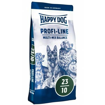 Happy Dog Profi Line - Multi Mix Balance 23/10 - Targa Pet Shop
