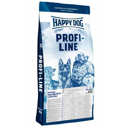 Happy Dog Profi Line - Puppy Mini 30/15 - Targa Pet Shop