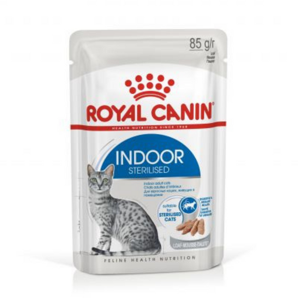 Royal Canin Indoor Sterlised Loaf
