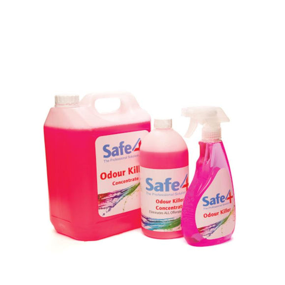 Safe4: Odour Killer - Targa Pet Shop