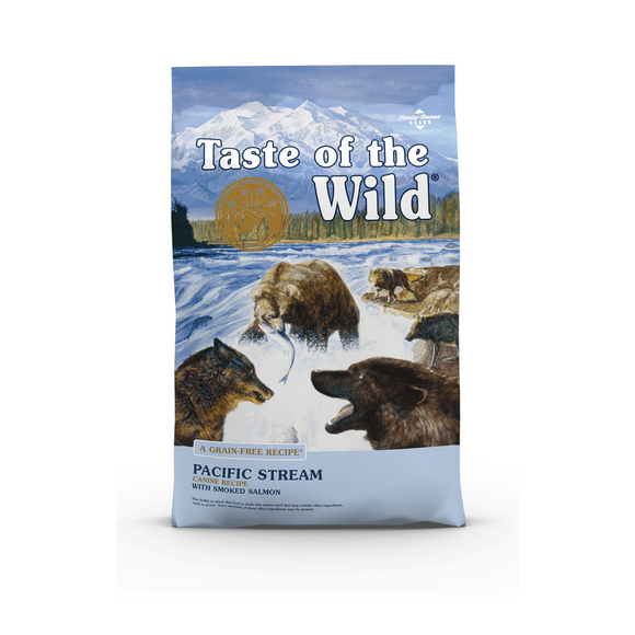 Taste of the Wild Pacific Stream Salmon - Targa Pet Shop