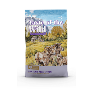 Taste of the Wild Sierra Mountain Lamb - Targa Pet Shop
