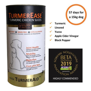 TurmerEase Pet Supplement - Targa Pet Shop