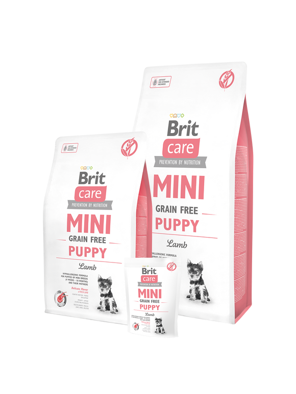 Brit Care Mini Grain Free Puppy - Targa Pet Shop