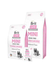 Brit Care Mini Grain Free Yorkshire - Targa Pet Shop