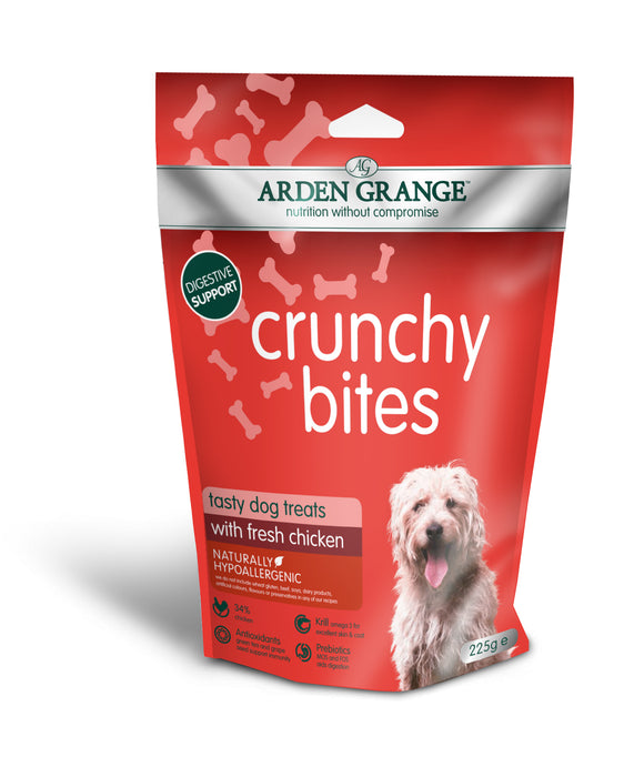 Arden Grange Crunchy Bites – with Fresh Chicken - Targa Pet Shop
