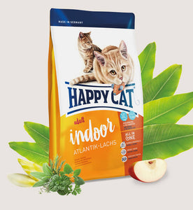 Happy Cat Indoor Salmon - Targa Pet Shop