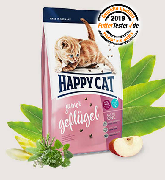 Happy Cat Junior Poultry - Targa Pet Shop