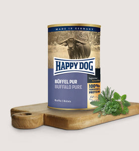 Happy Dog Buffalo Pure - Targa Pet Shop