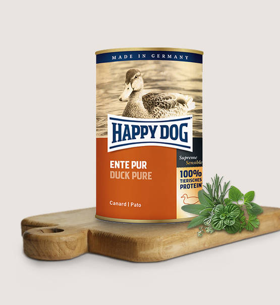 Happy Dog Duck Pure - Targa Pet Shop