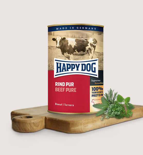 Happy Dog Beef Pure - Targa Pet Shop