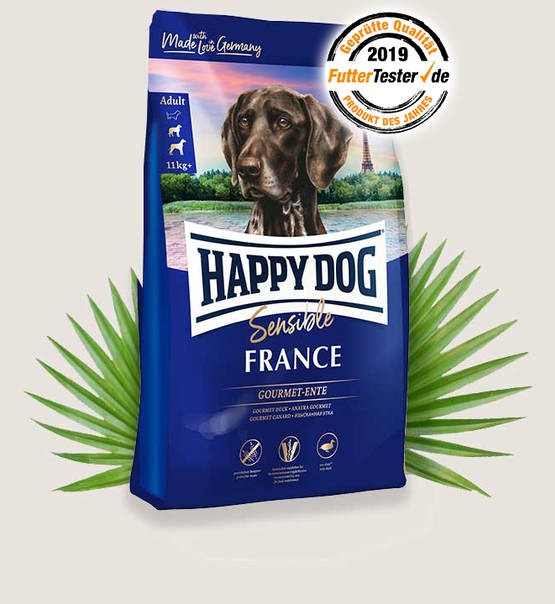 Happy Dog Sensible France - Targa Pet Shop