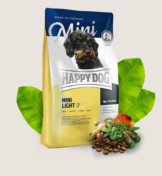 Happy Dog Mini Light - Targa Pet Shop