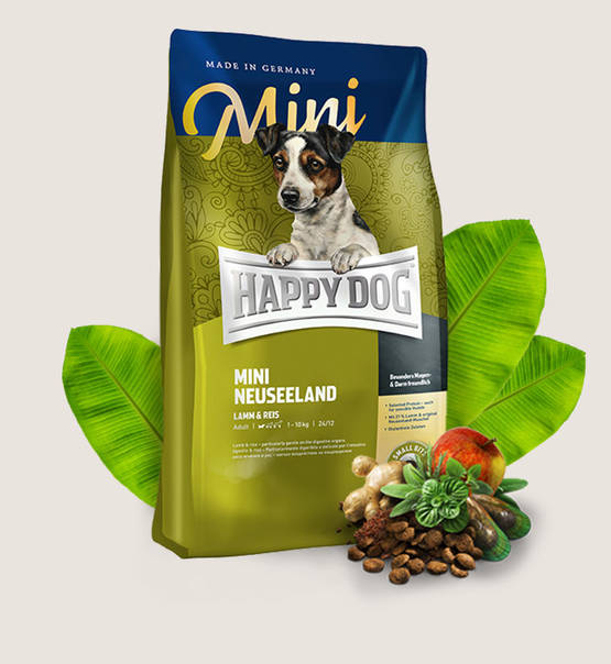 Happy Dog Mini New Zealand - Targa Pet Shop